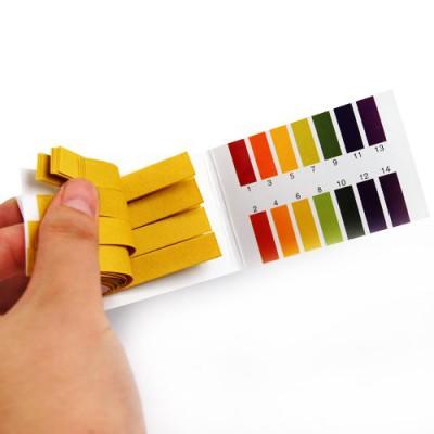 -Hot-160-Stk-pH-Teststreifen-Streifen-Test-Strip-Wassertest-1-14-0