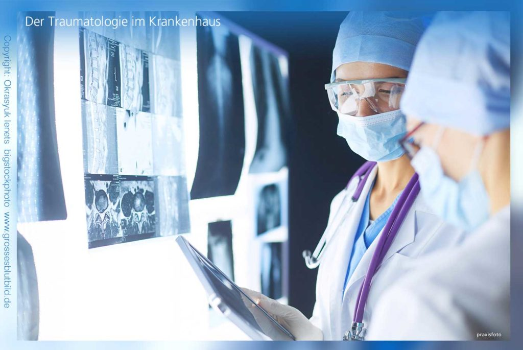 Krankenhaus Traumatologe