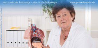 Facharzt: Proktologe
