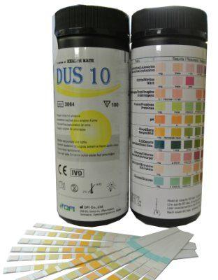 100-Teststreifen-zur-Harnuntersuchung-für-Blutzucker-inklusive-9-weitere-Indikatoren-0