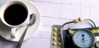 Blutdruck und Kaffee