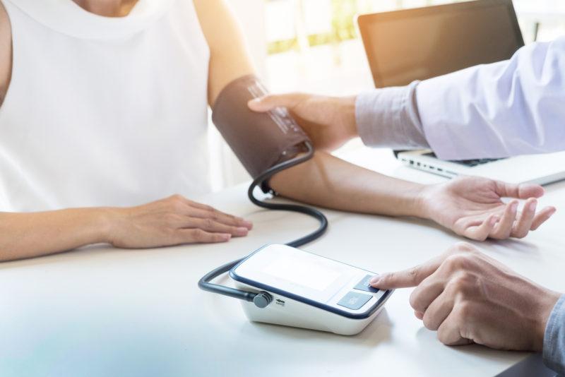Bluthochdruck Symptome, Ursachen