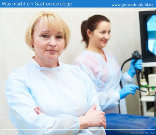 Was macht ein Gastroenterologe?