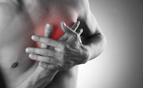 Herzinfarkt, Symptome, Übelkeit und Brechreiz