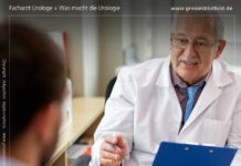 Was macht ein Urologe? » Was behandelt die Urologie?