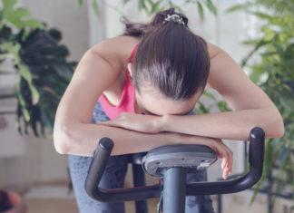 Atemnot bei Belastung im Sport