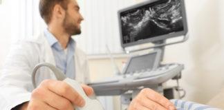 Untersuchung der Gallenblase