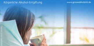 alkohol entgiftung