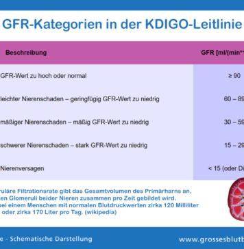 GFR-Wert