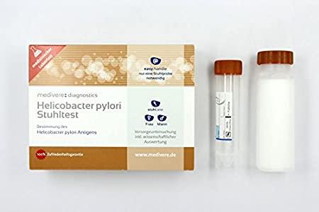 Helicobacter Pylori Schnelltest