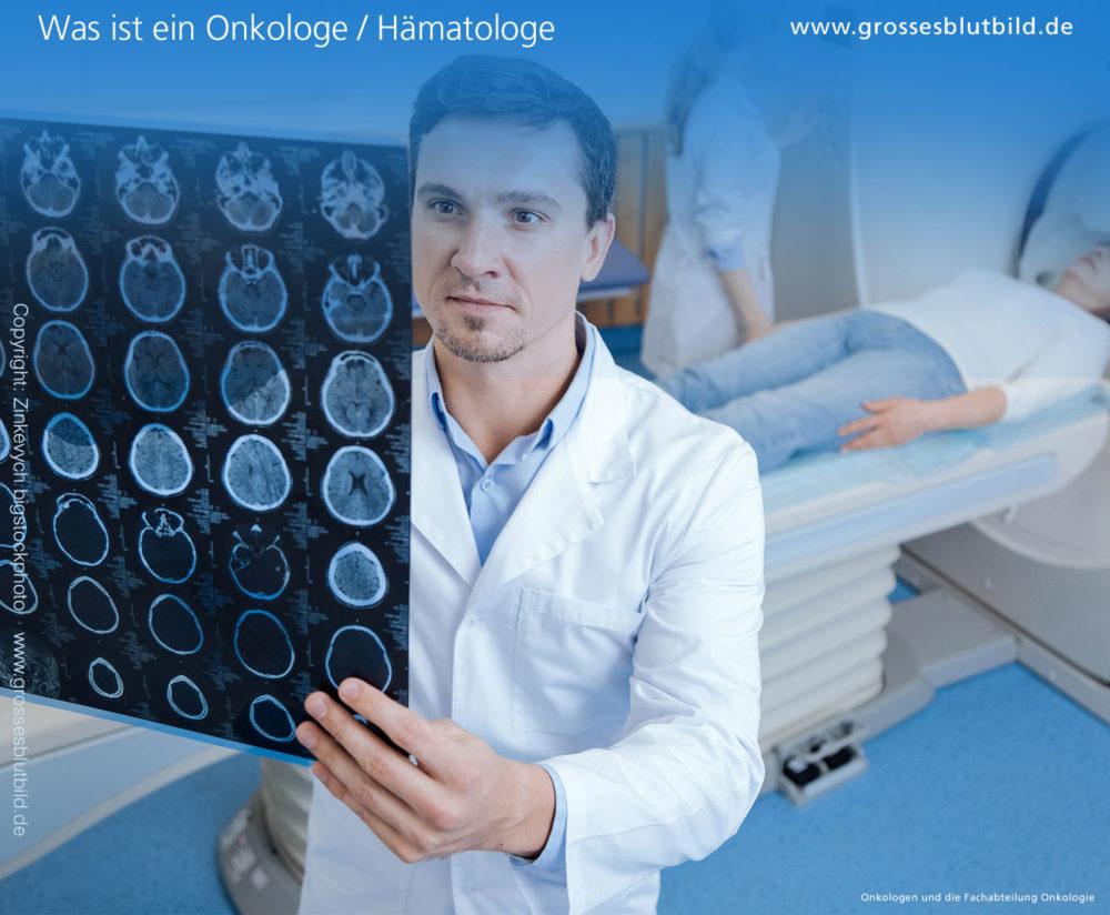Was macht ein Onkologe