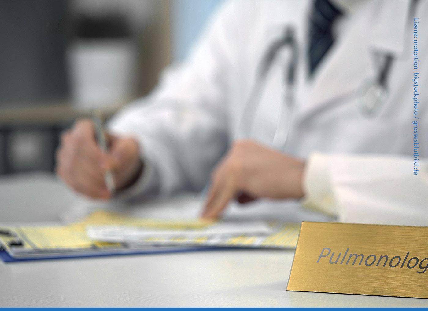 Facharzt Pneumologe, Pneumologie