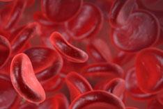 Behandlung mit Blut