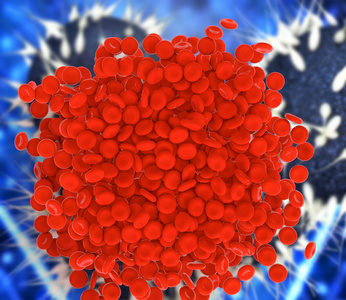Blutklumpen