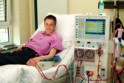 Dialyse, Hämoperfusion und Plasmapherese