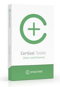 cerascreen® Cortisol Test für zuhause