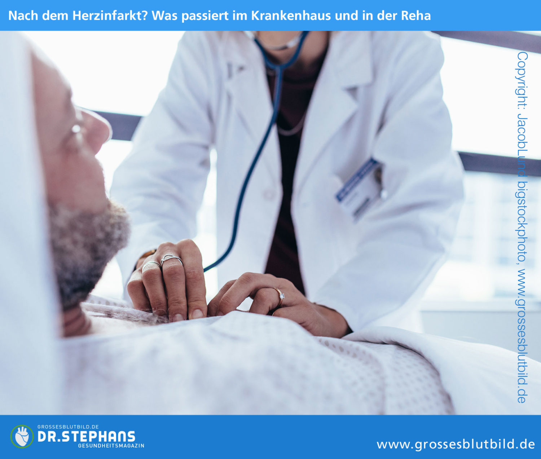 Nach Dem Herzinfarkt Wie Lange Ist Man Im Krankenhaus Drstephans