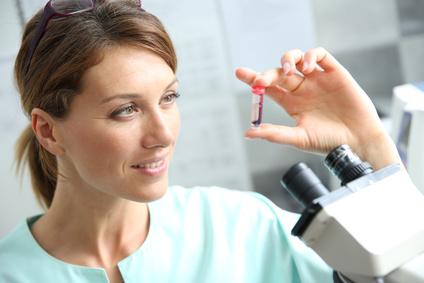 Labor Untersuchung Blut Kreatin