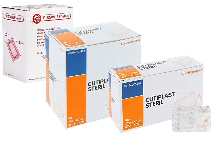 sterile Wundpflaster