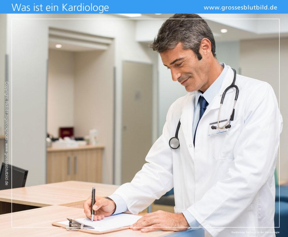Was ist ein Kardiologe